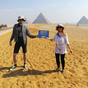Day Trip to Cairo from Hurghada by Private Car