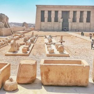 Tour to Dandara and Abydos from Luxor