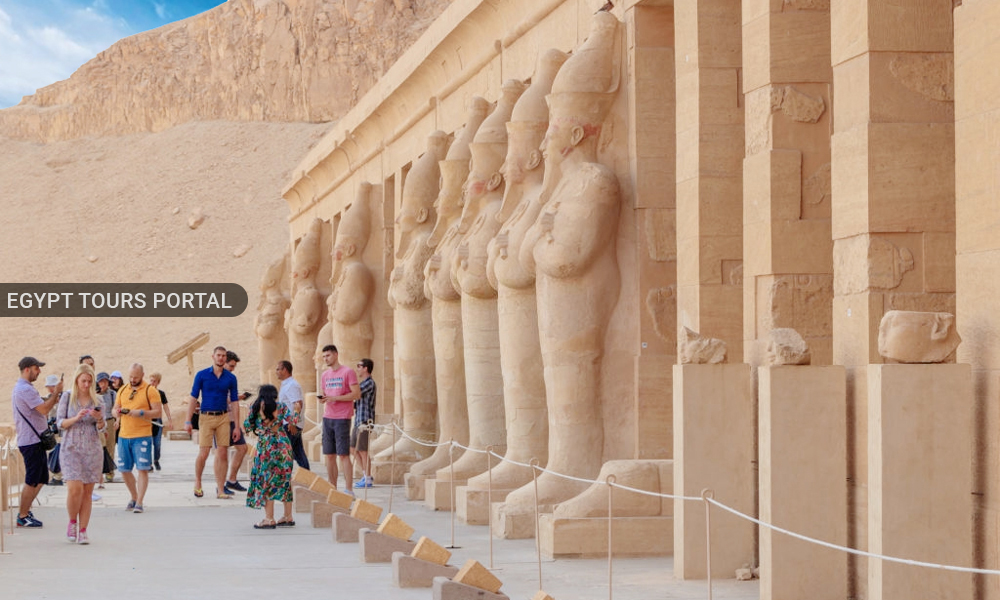 Queen Hatshepsut Temple - Safety in Egypt 2021 - Egypt Tours Portal