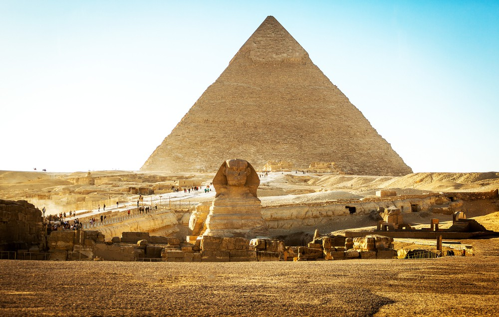 Giza Pyramids - Things to do in Hurghada - Egypt Tours Portal