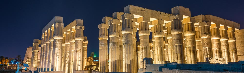 Day One:Live Amidst the Rich History of the Pharaohs in Luxor