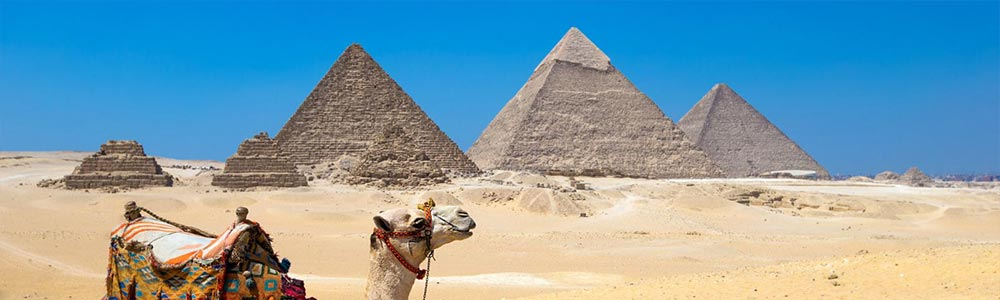 Tour Itinerary:Day Trip from El Gouna to Pyramids by Plane