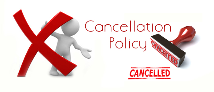 Cancellation Policy - Travel Alerts & Safety Guidelines - Egypt Tours Portal