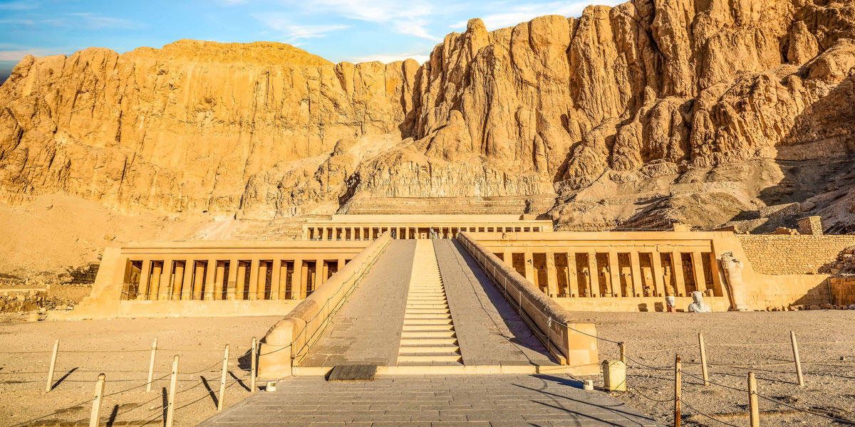 Hatshepsut Temple - Things to do in Luxor - Egypt Tours Portal
