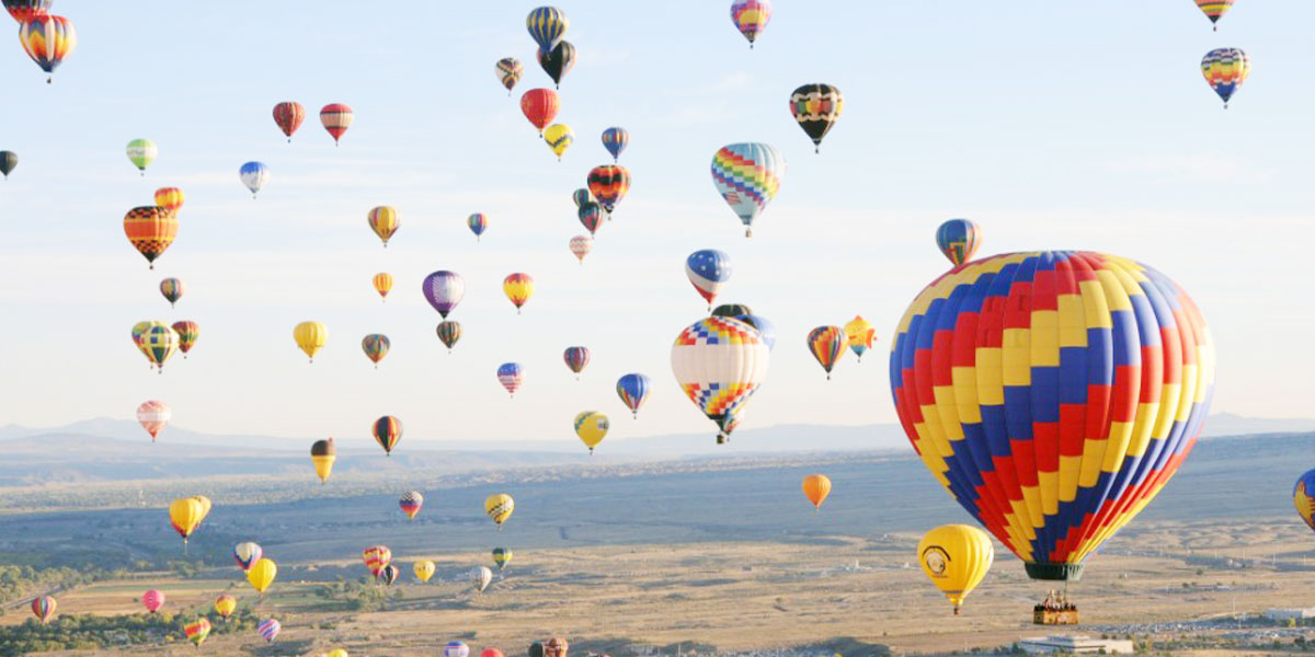 Hot Air Balloon - Things to do in Luxor - Egypt Tours Portal