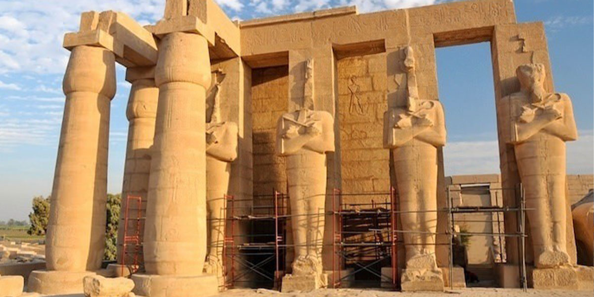 The Rameessum Temple - Things to do in Luxor - Egypt Tours Portal