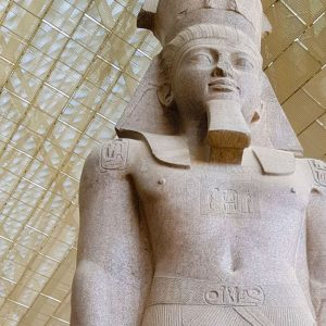 The Grand Egyptian Museum & Giza Pyramids Tour from Cairo