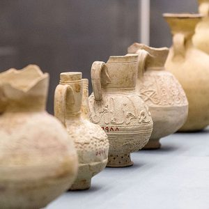 The National Museum of Egyptian Civilization Gallery 6 - Egypt Tours Portal